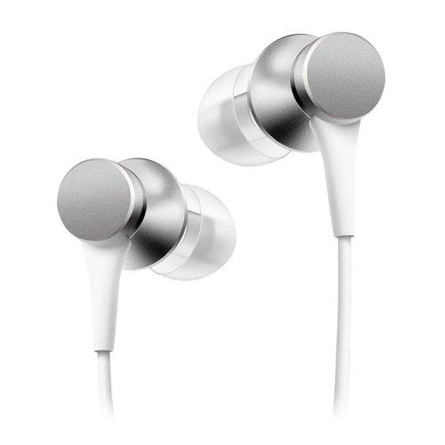 Ακουστικά Xiaomi Handsfree Mi Basic In Ear (ZBW4355TY) (XIAZBW4355TY) Ασημί